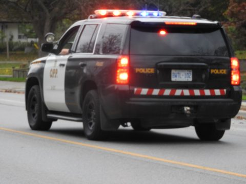 Cramahe man facing multiple charges after speeding