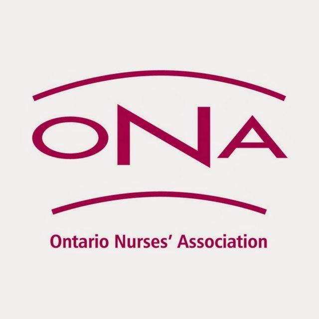 Public health nurses holding info picket Wednesday