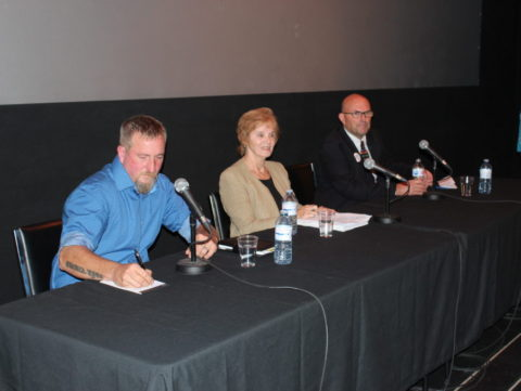 PEC mayoral candidates tackle tough issues
