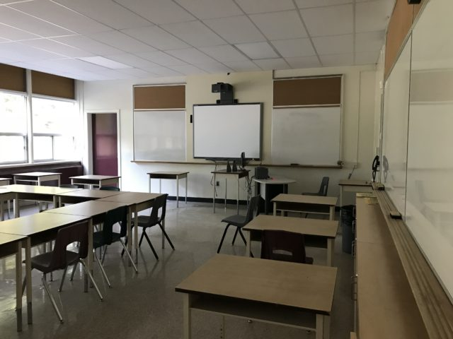 PECI ready for new students