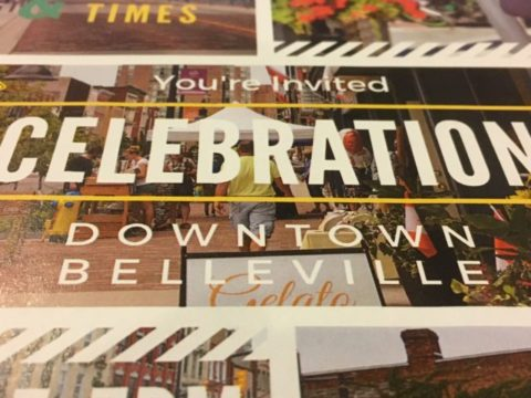 Party on in downtown Belleville
