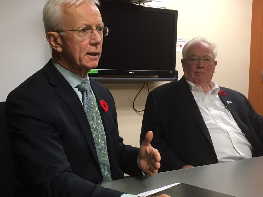Huras: Phase one of Quinte West Health Hub gets government OK