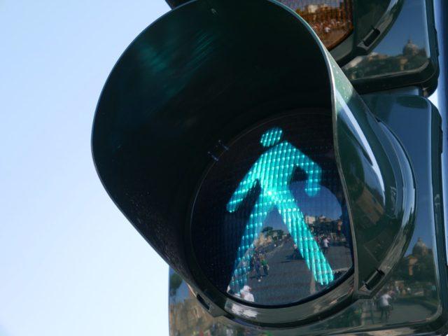 New pedestrian crosswalk goes live Thursday morning