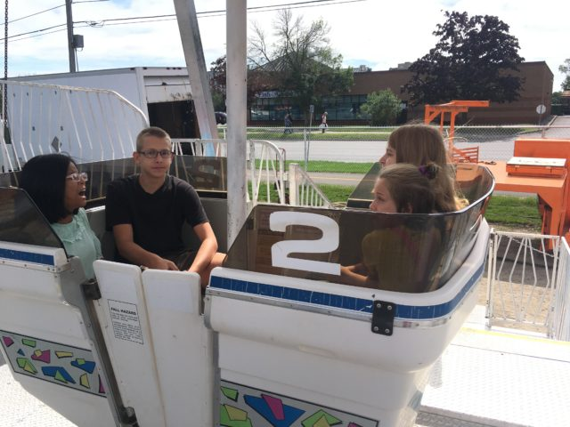 """Quinte Ex welcomes """"terrific kids"""" on opening day"""