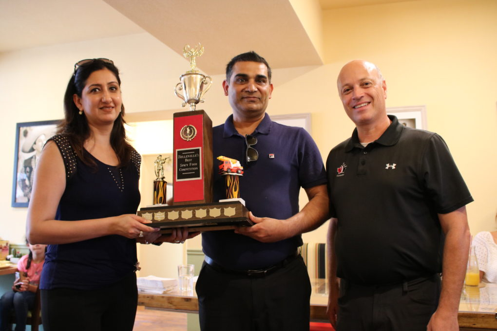 """Royal Haveli crowned """"Best Spicy Food Champion"""""""