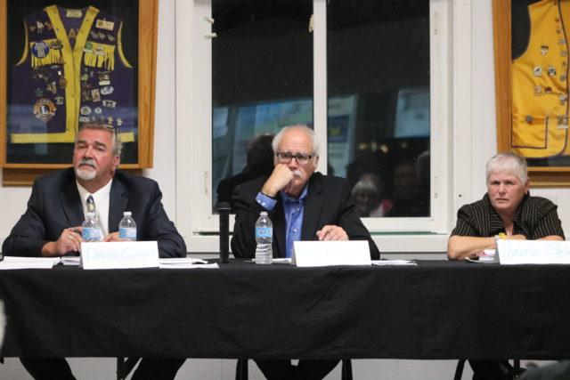 In-depth mayoral debate in Stirling-Rawdon