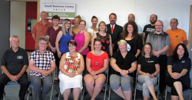 Trenval supports 22 local small businesses with $84,000