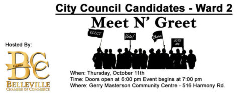 Meet the Thurlow ward council candidates