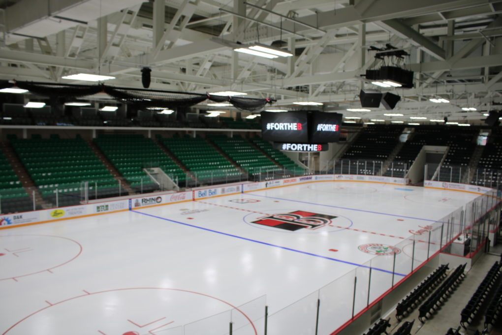 """City says """"Yardmen name not to be forgotten"""" after rink renaming"""