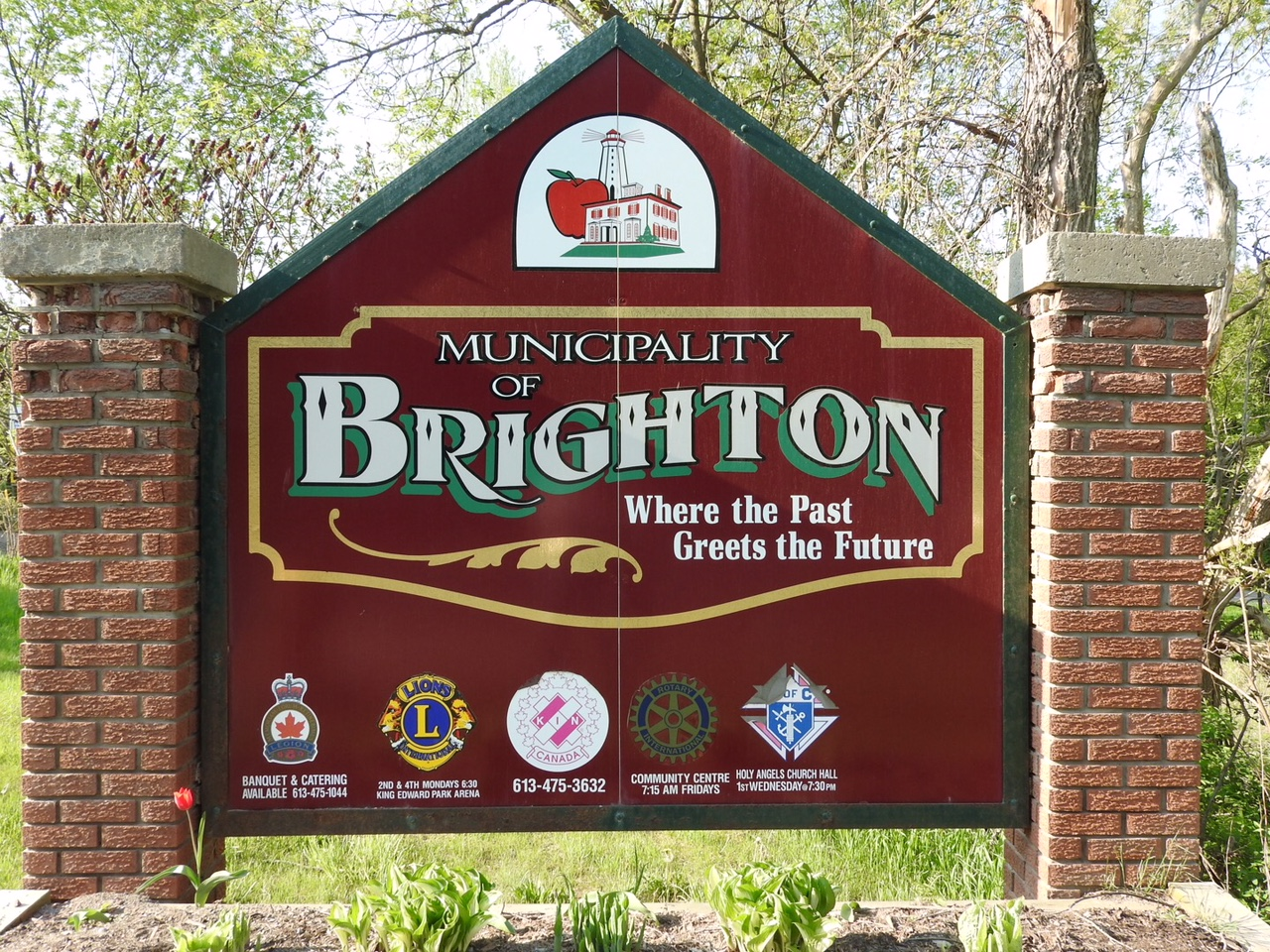 Ministry of Environment hands provincial order to Brighton over wastewater issues