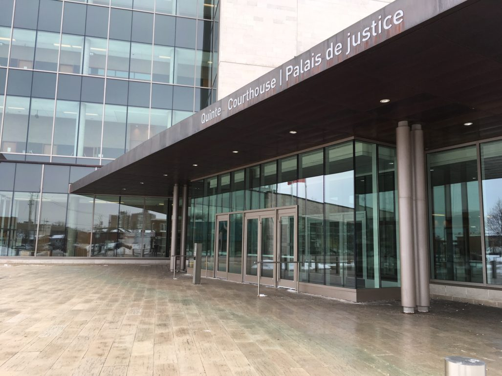 Quinte West man pleads guilty to serious charges