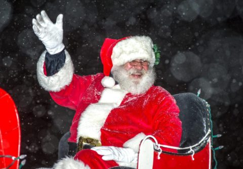 Council to decide Santa's route