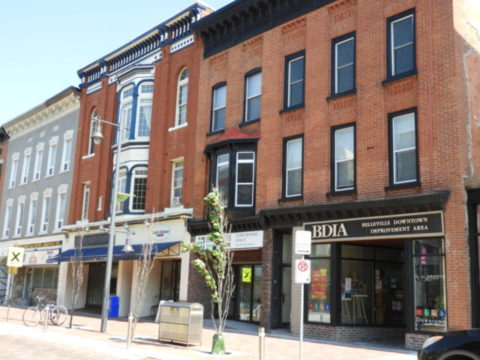 Facade frenzy continues in downtown Belleville