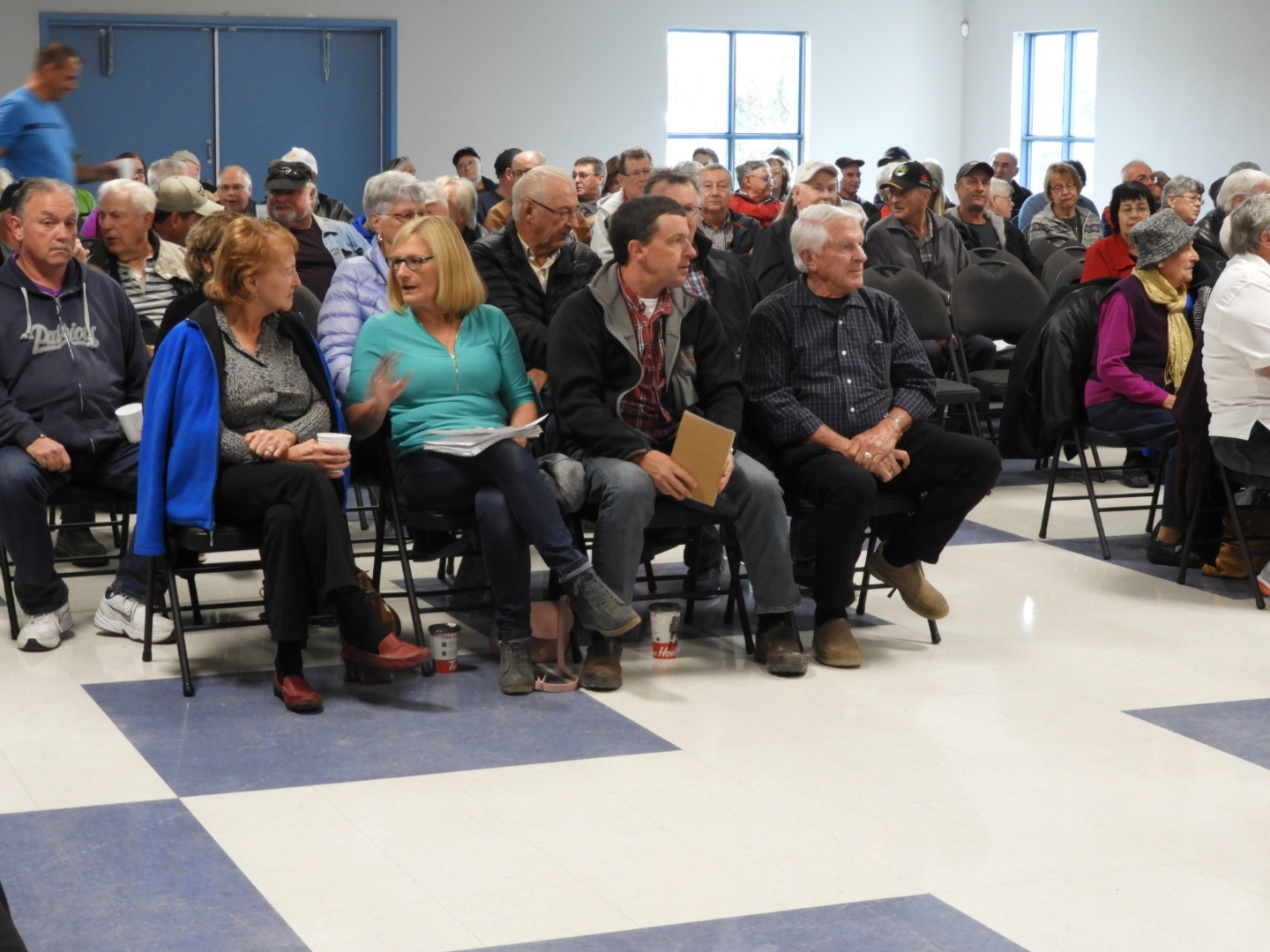Big meeting on Melrose Quarry proposal