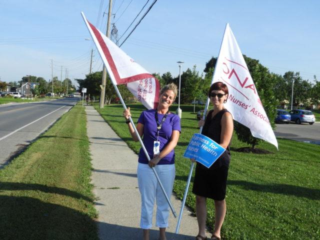 UPDATE: Tentative deal between nurses and health unit