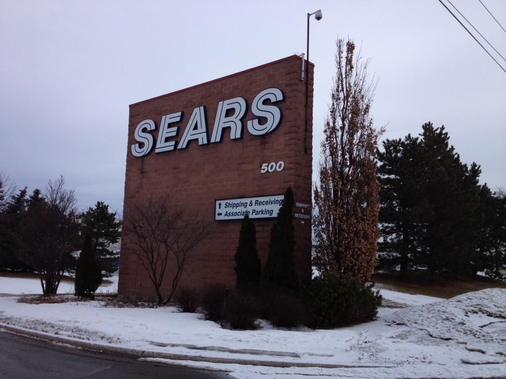 Sears sold, cannabis company coming