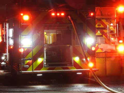 Fire ravages Madoc Township home
