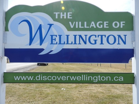 Prince Edward County moving forward with Wellington property