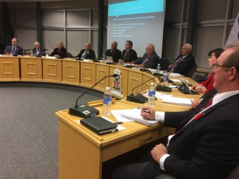 Busy at Quinte West council