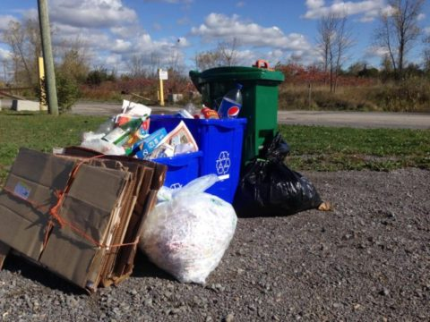 Recycling changes in Quinte West