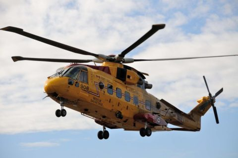 Cormorant upgrade would enhance search and rescue services by 8 Wing Trenton