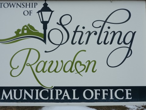 Big job in Stirling-Rawdon to be finished