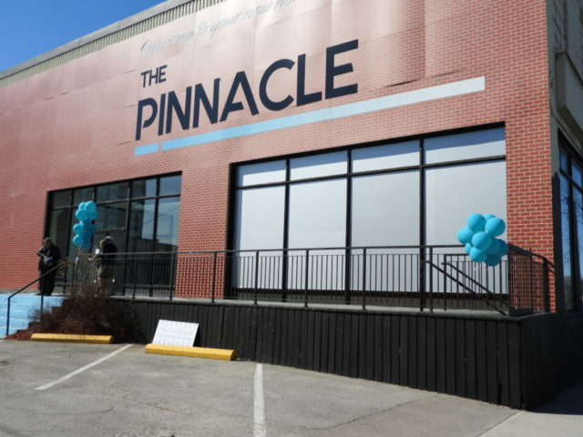 "The Pinnacle"" gets site plan approval"