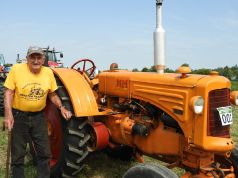 PHOTOS: tractors and more tractors!