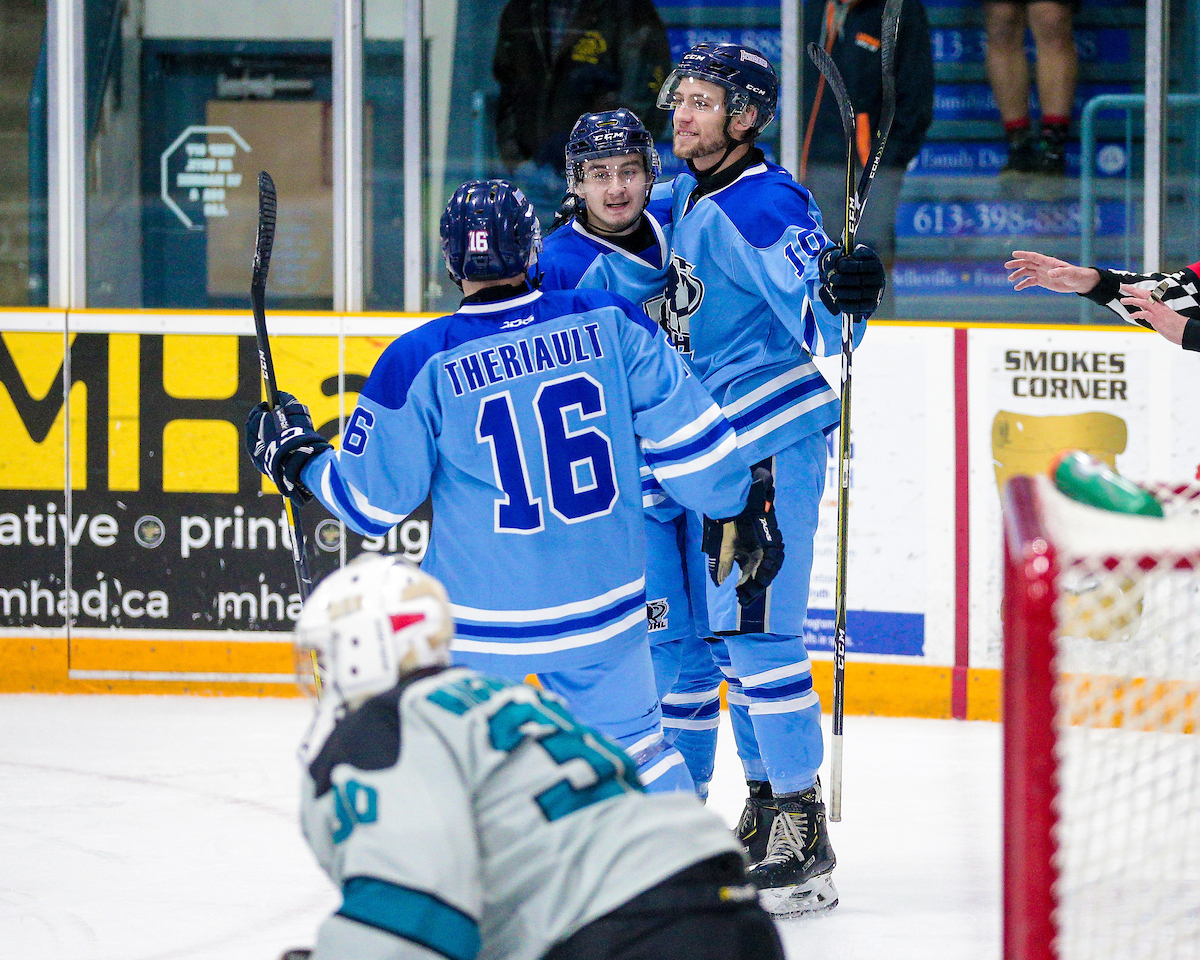 PHOTOS: Day 1 of the Eastern Canada Cup Challenge