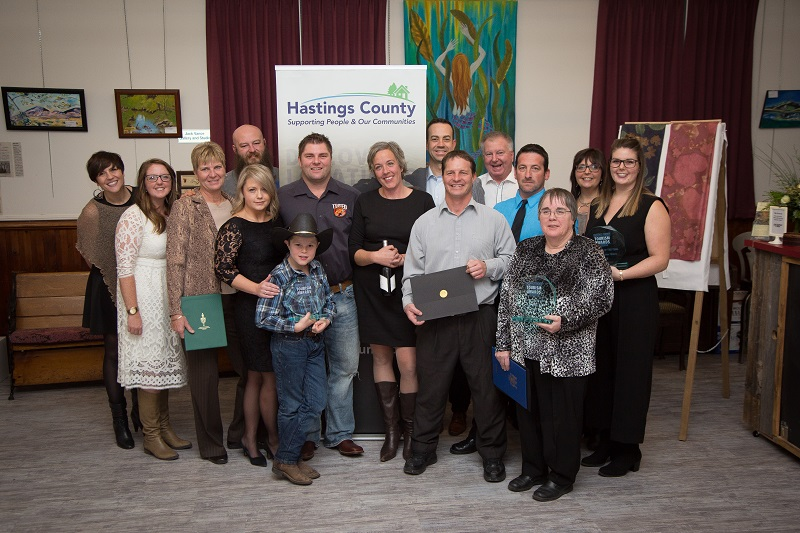 Hastings County hands out 2018 tourism awards