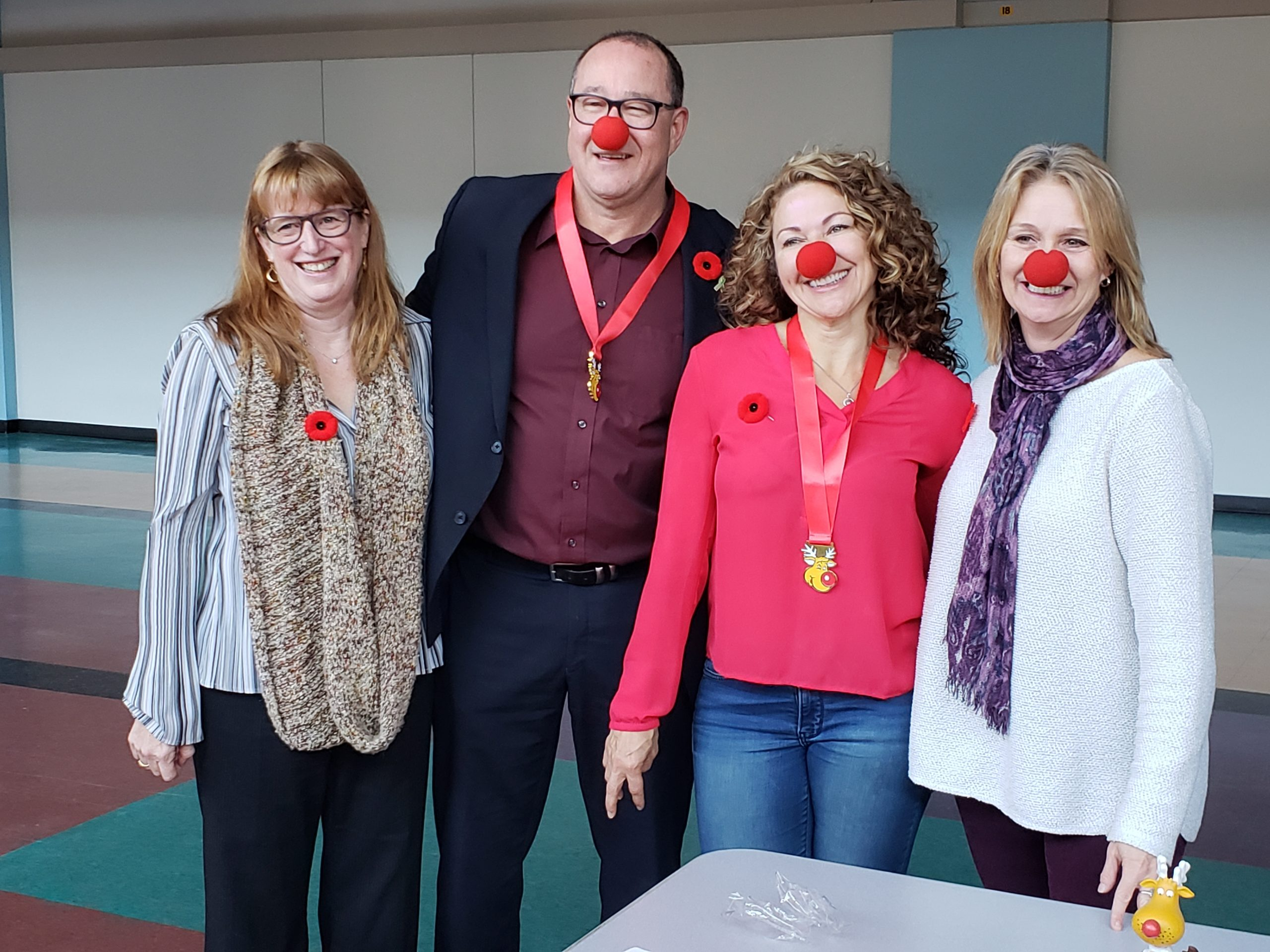 Red Nose Quinte Round Up - Thursday December 20, 2019