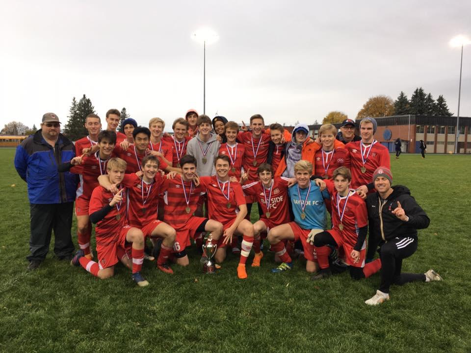 Bayside wins COSSA senior soccer