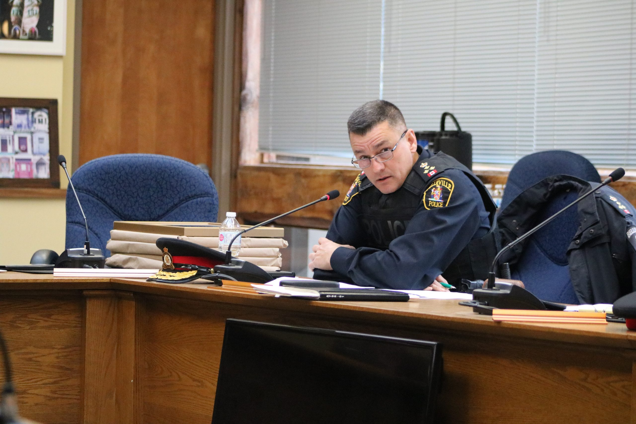 Belleville Police Service to hire two supplemental officers