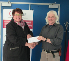Quinte West Physician Recruitment Committee receives grant