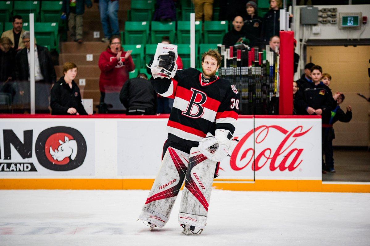 Gustavsson shines in gutsy Senators victory