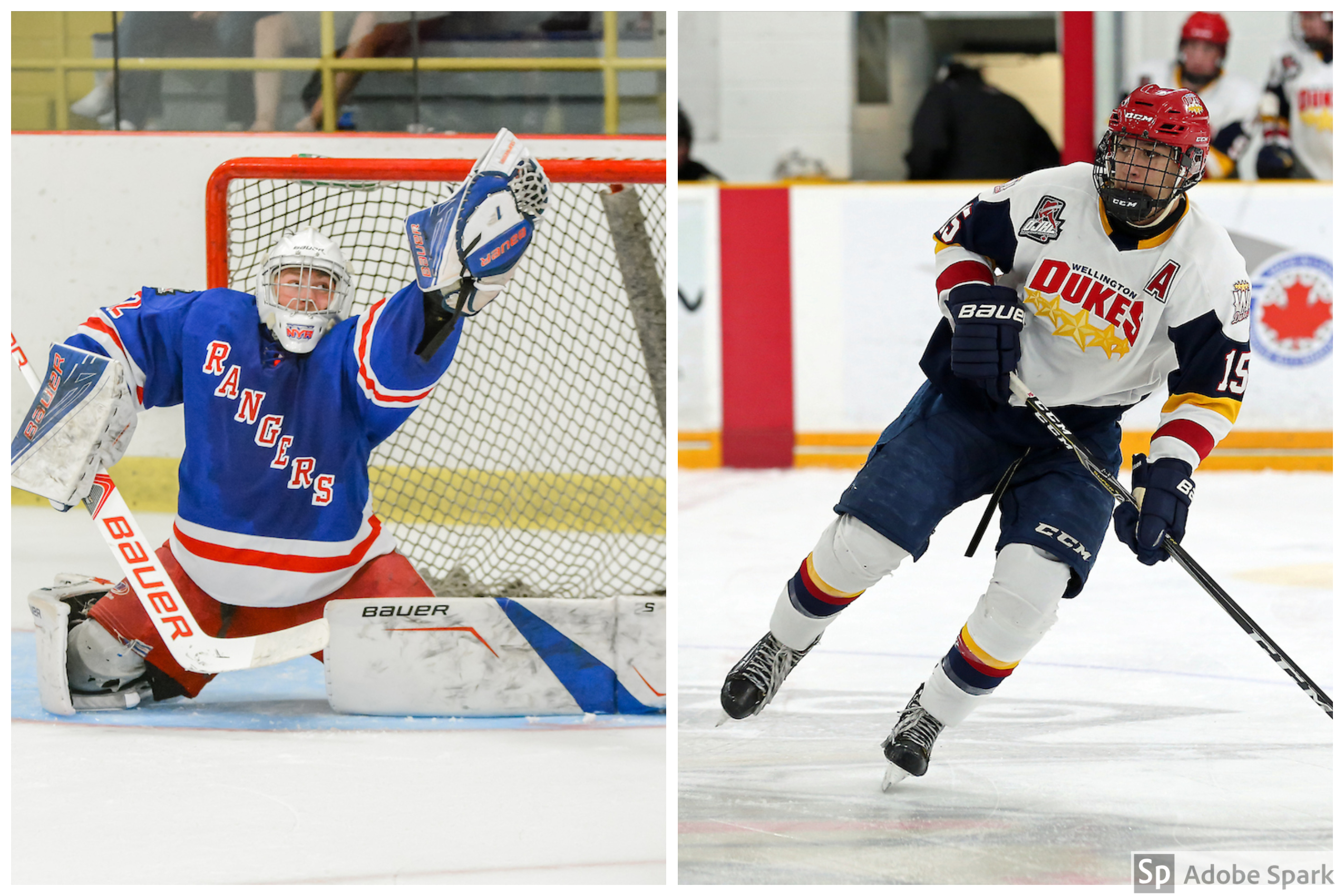 Local flavour in OJHL monthly awards