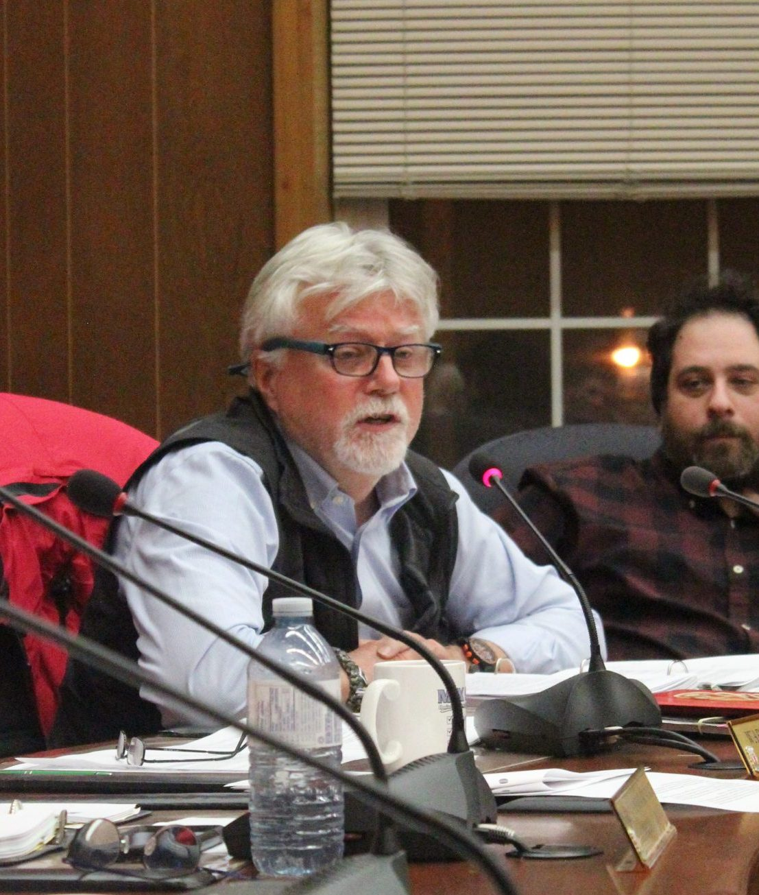 Prince Edward County councillor reprimanded for actions