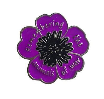 Resident wants Legion to recognize purple poppies