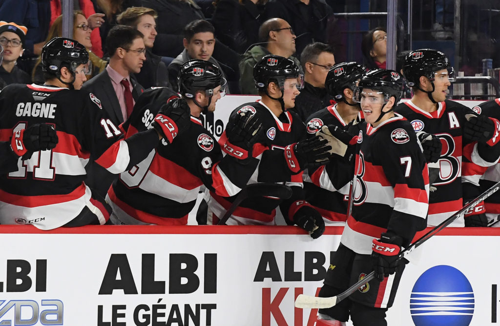 Seven point weekend earns Batherson American Hockey League POW honour