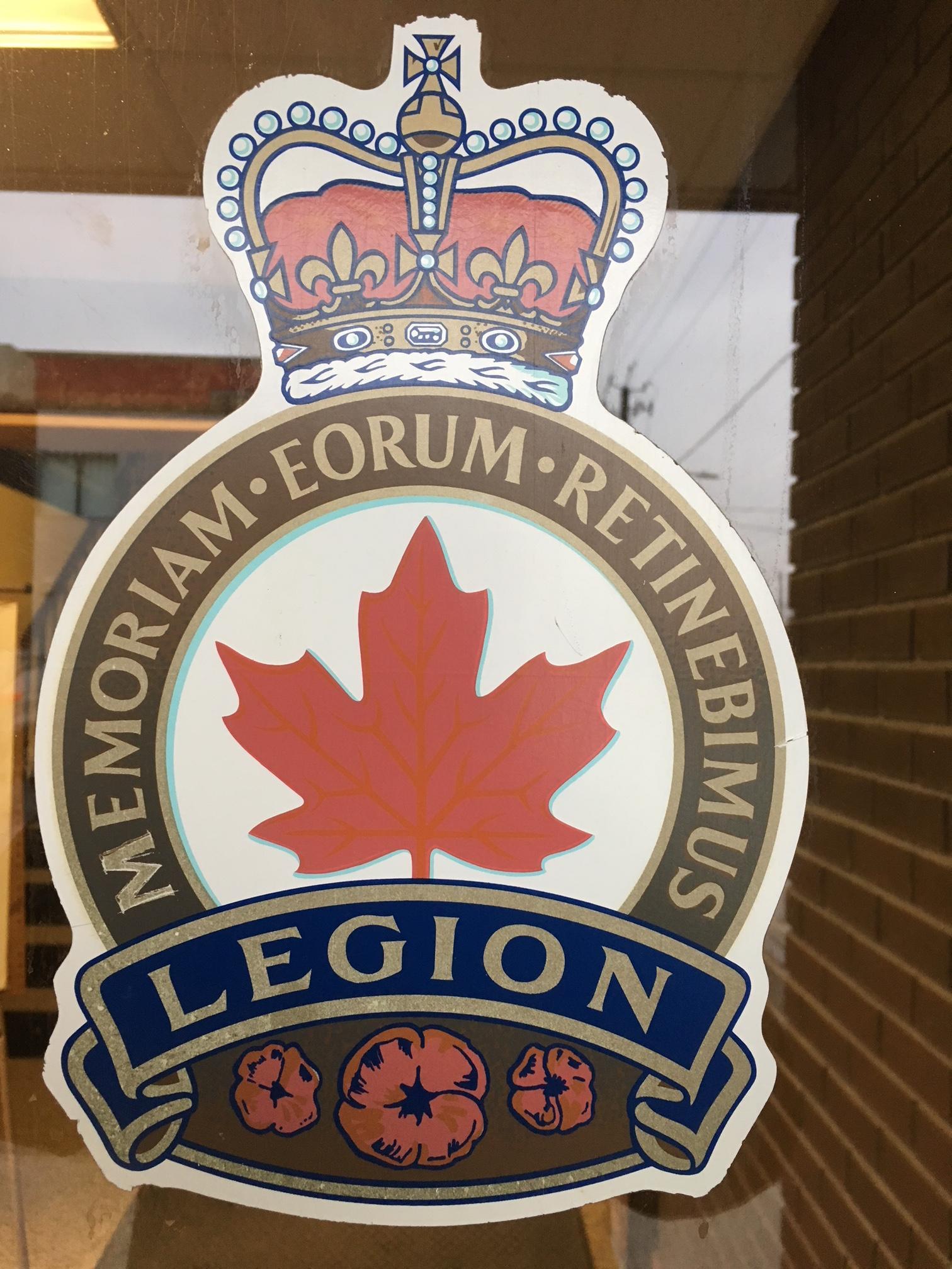 Five groups helped by Belleville Legion