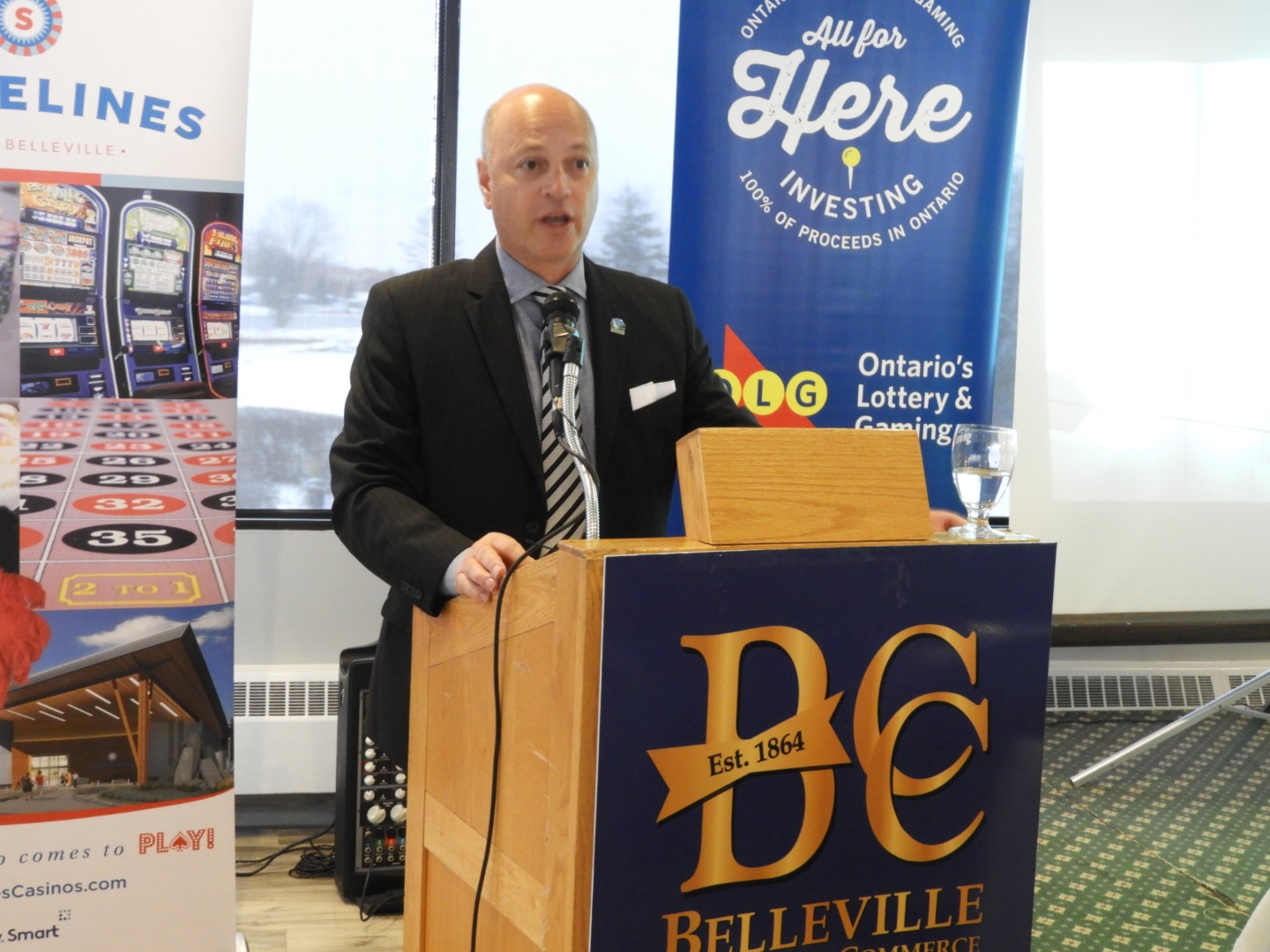 Belleville's Mayor-elect asks for support for priorities