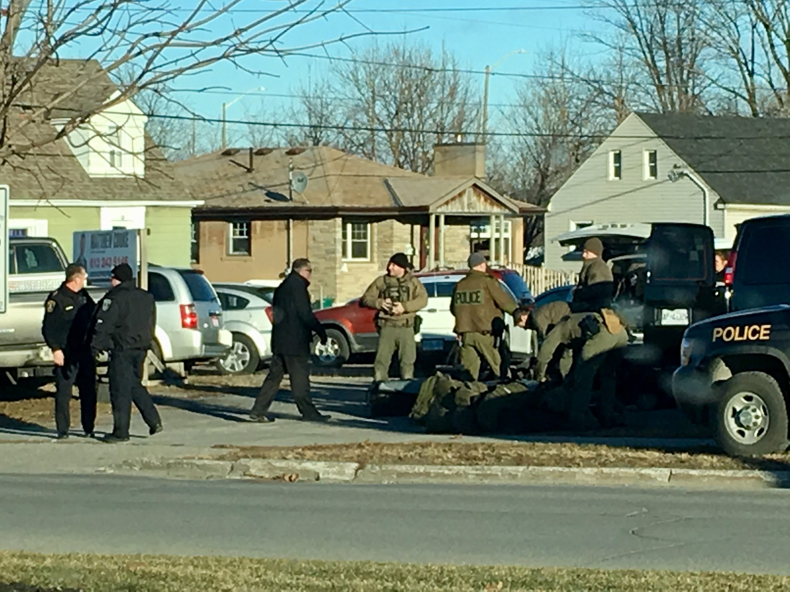 UPDATE: Serious incident in Belleville ends safely
