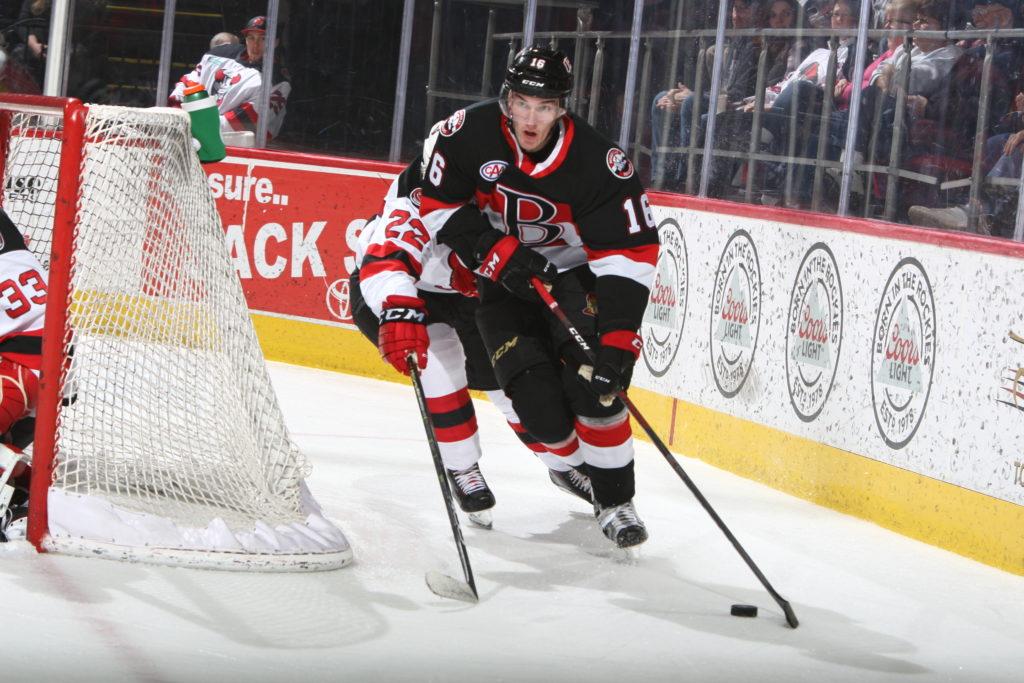 B-Sens scoring slump continues in Binghamton