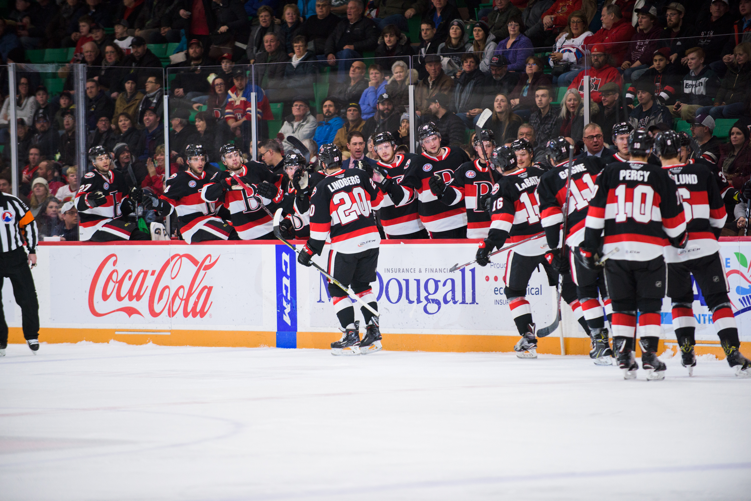 B-Sens blast Rocket in return from road trip