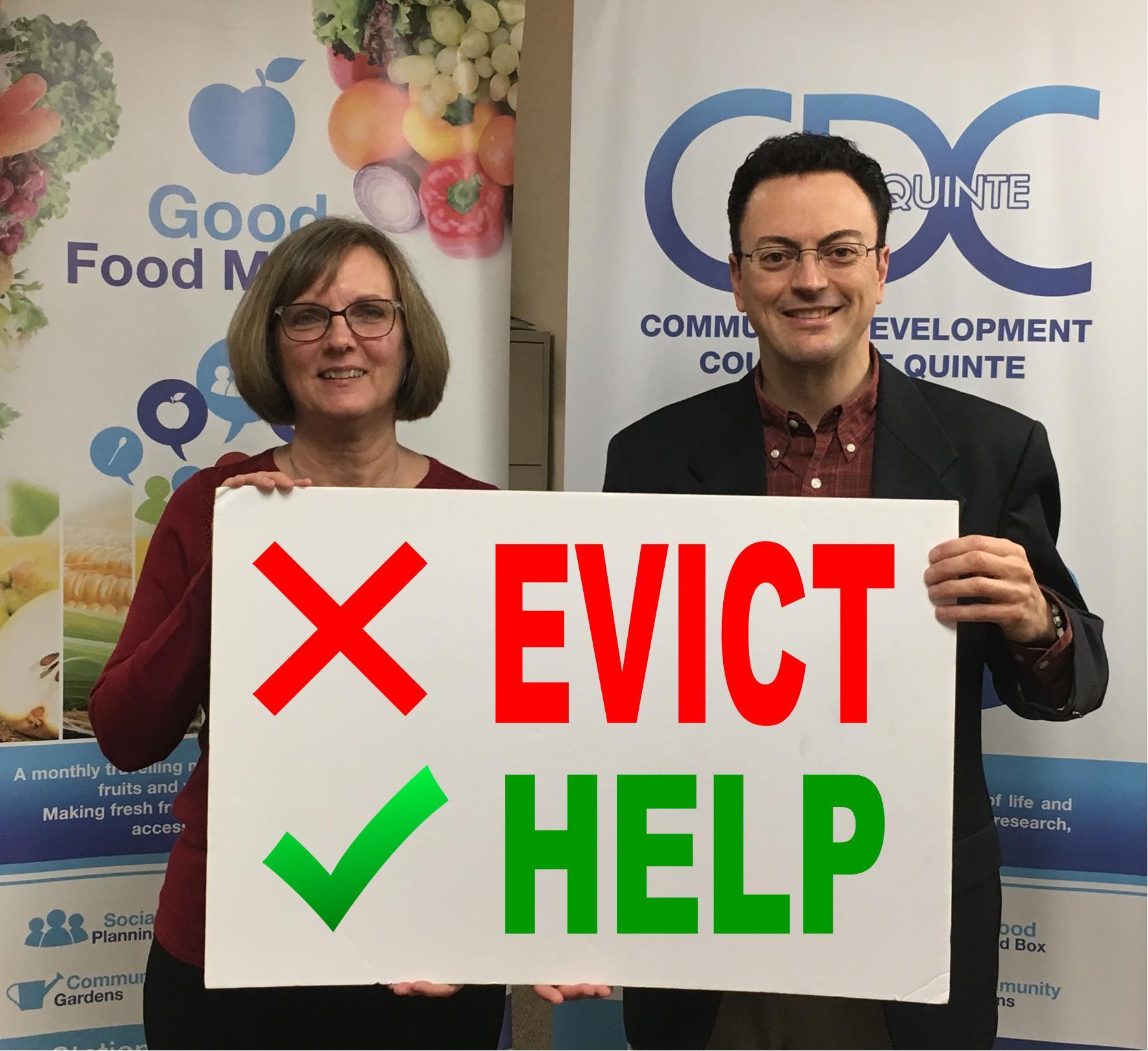 Meeting on avoiding evictions deemed a success