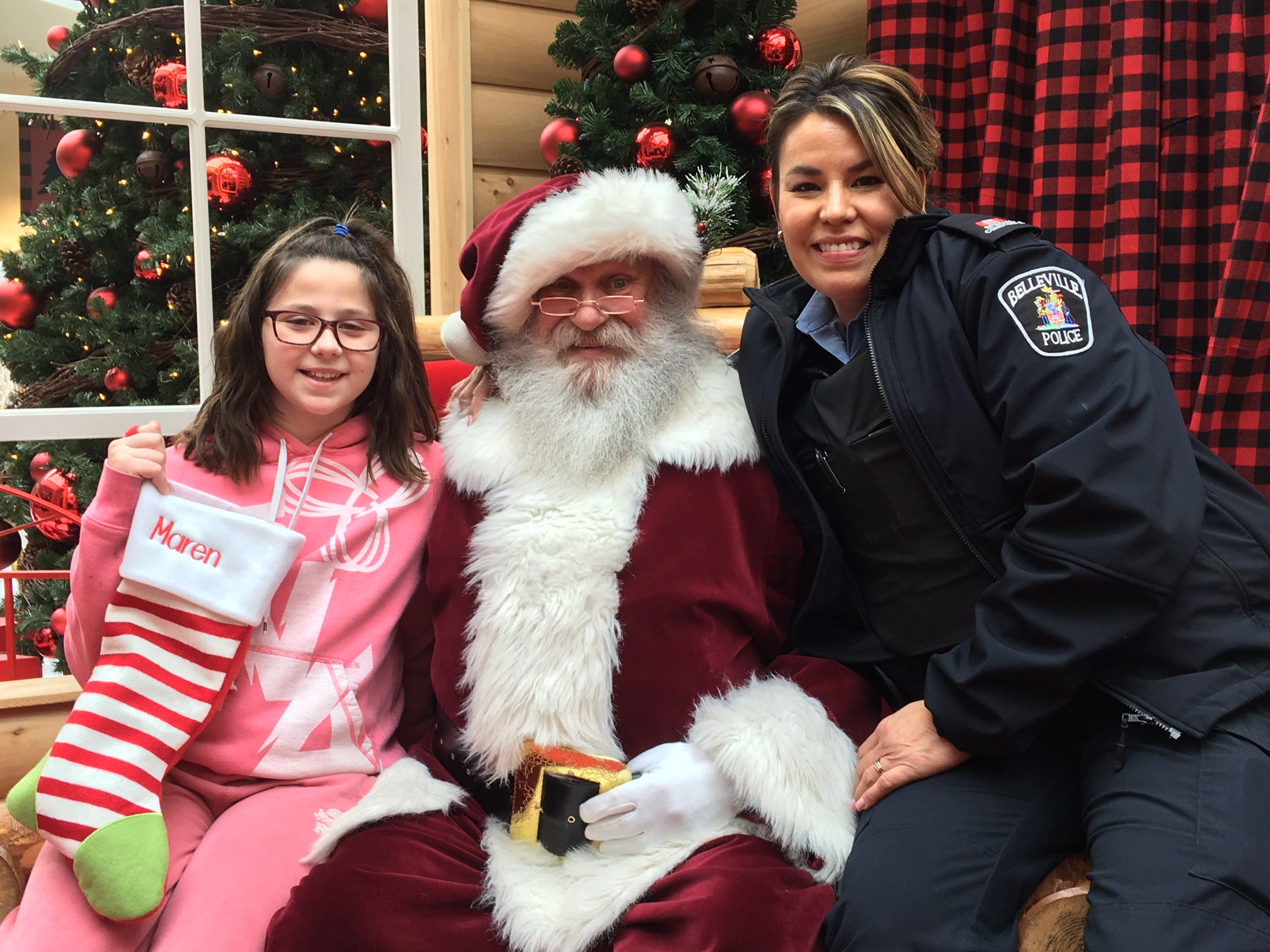 Cop Shop event a highlight of the year