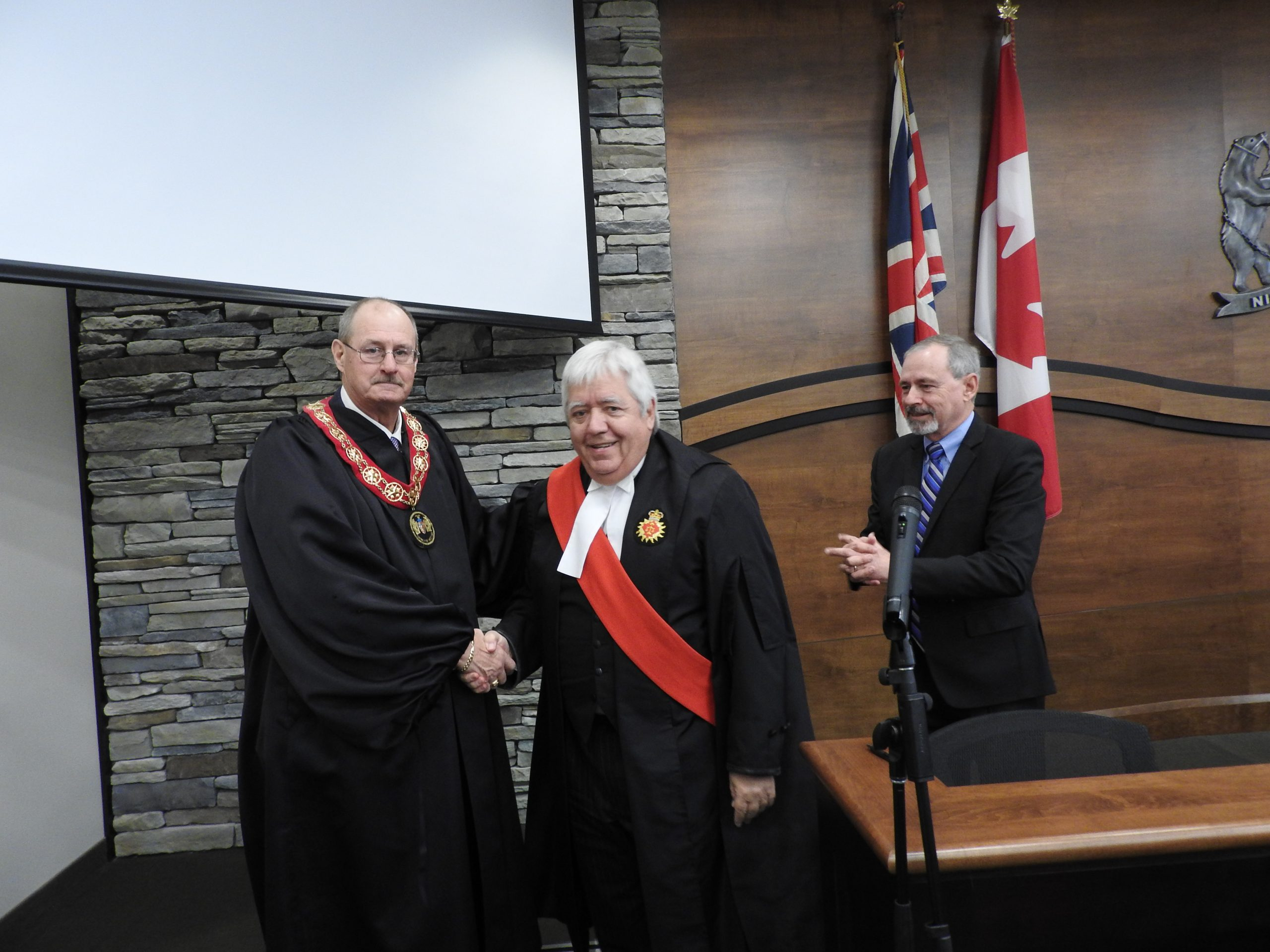Phillips returns as Hastings County warden