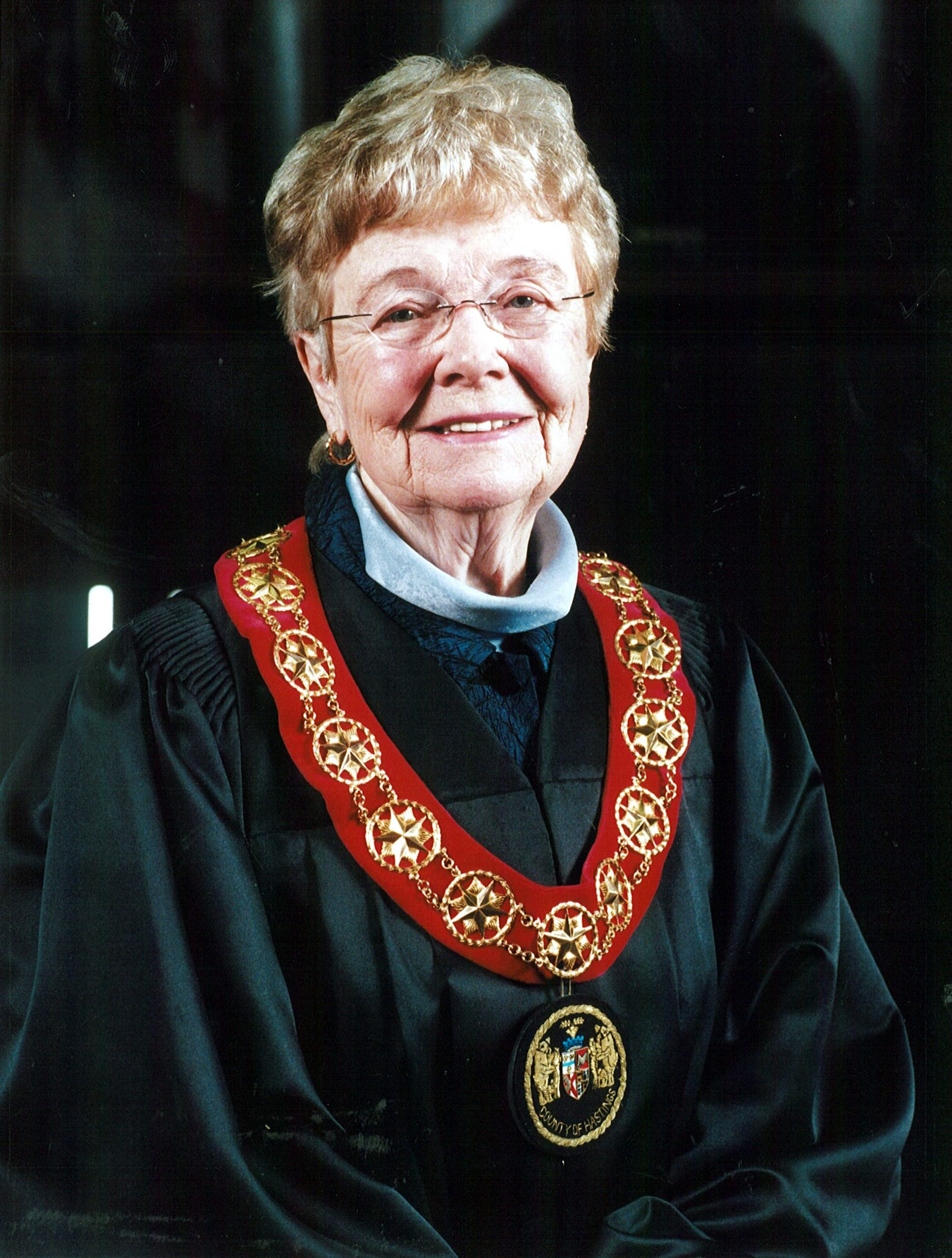 Hastings County's first female warden passes away