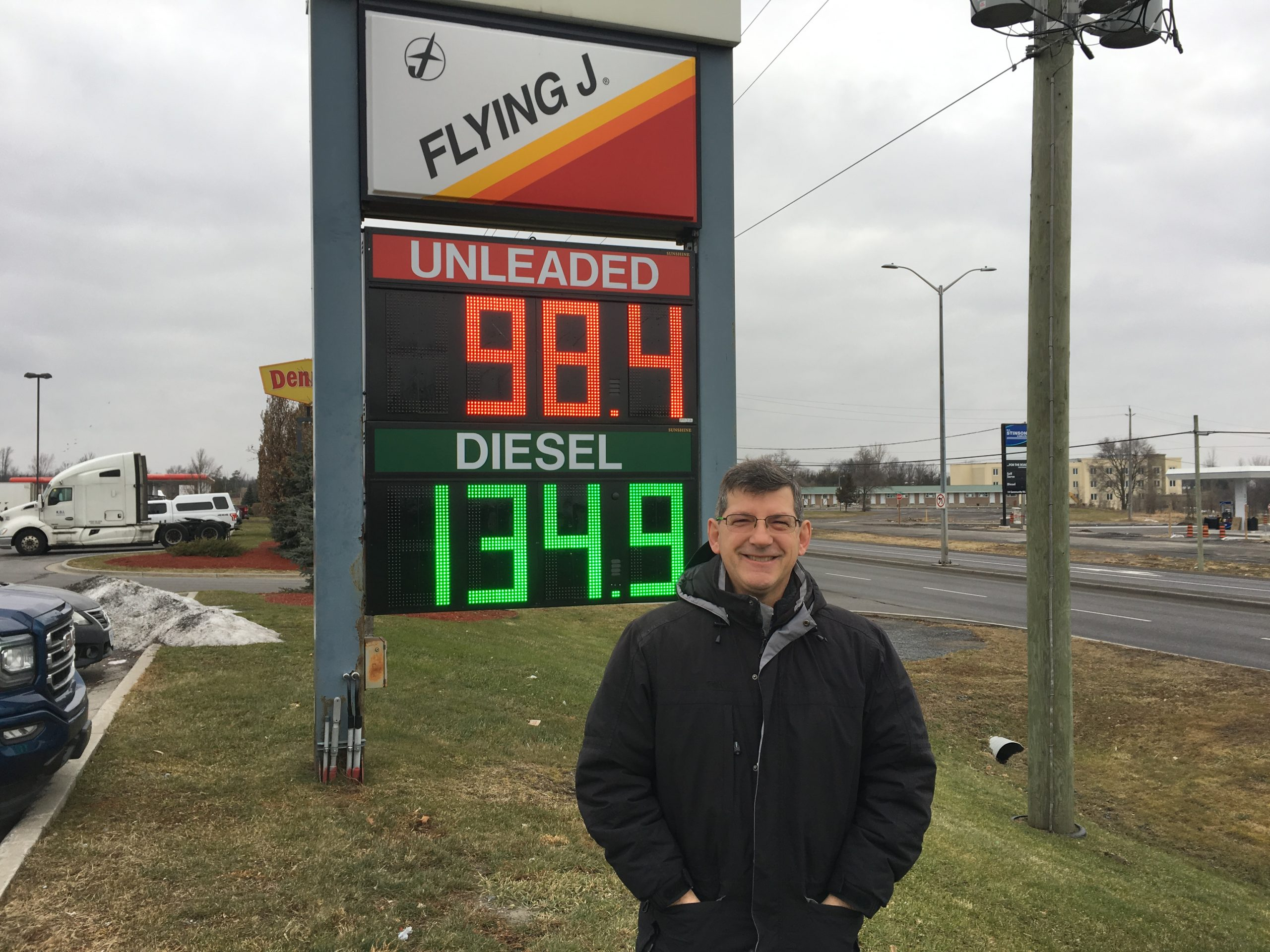 Napanee gas station gets clean energy cash