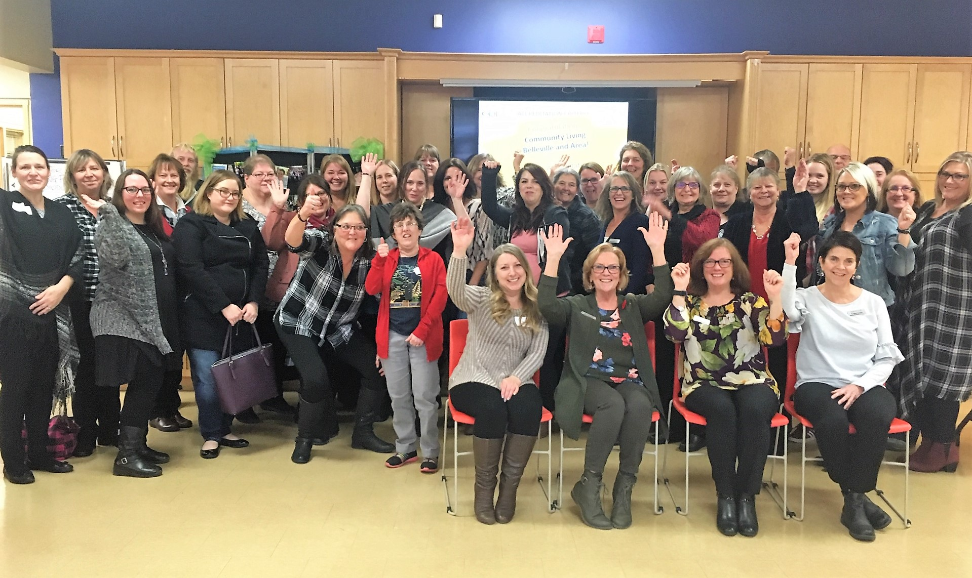 Community Living Belleville and Area achieves accreditation